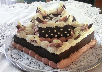 Oslavy - Cukrárna Jiřina