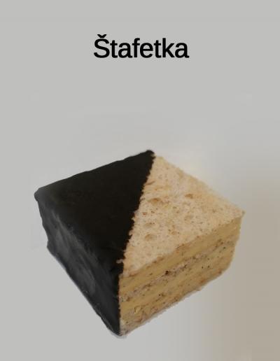 Štafetka - Cukrárna Jiřina