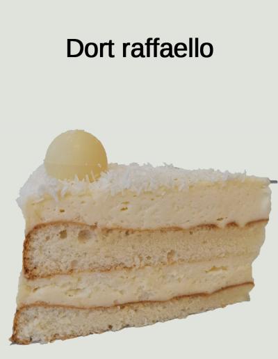 Dort raffaello - Cukrárna Jiřina
