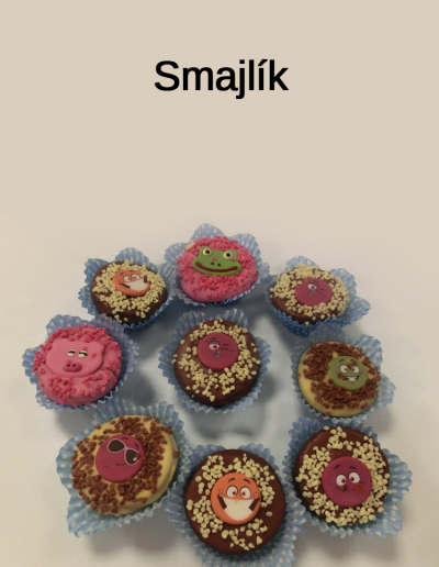 Smajlík - Cukrárna Jiřina